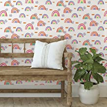 Rainbow'S End Peel and Stick Wallpaper