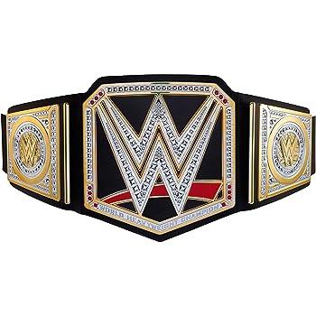 WWE WRESTLING championnat mondial des poids lourds titre figure ceinture accessoires