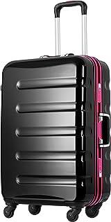 スーツケース(LEGEND WALKER:レジェンドウォーカー)キャリーケース キャリーバッグ 鏡面 フレームタイプ(6016)