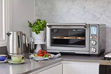 Breville BOV845BSS Smart Oven Pro Countertop Convection Oven, Brushed Stainless Steel