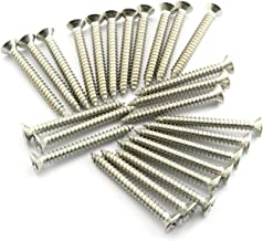 Best 1 4 stainless steel self tapping screws Reviews