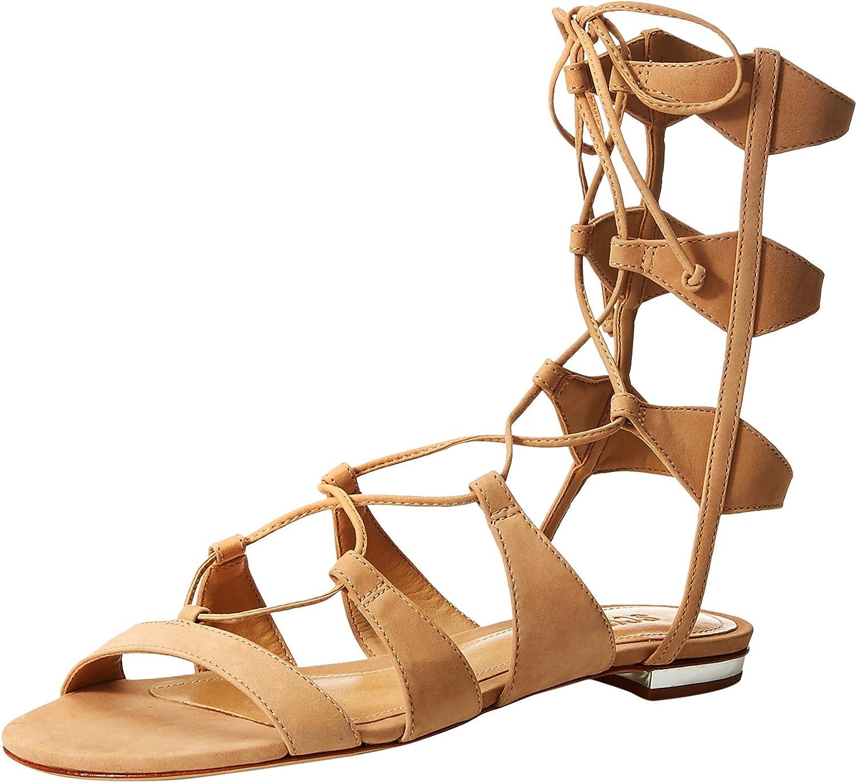 Schutz kvinnor Erlina Open Open Open Toe Casual Gladiator Sandals  val med lågt pris