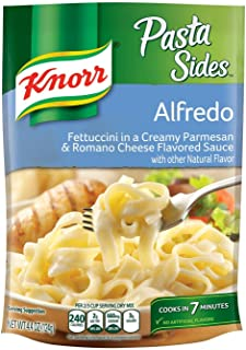 Knorr Pasta Sides: Fettuccini Alfredo (Pack of 2) 4.4 oz Bags