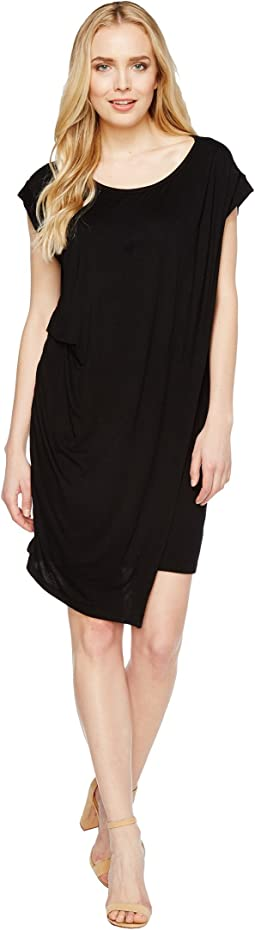 Culture Phit - Addy Side-Cinched Cap Sleeve Dress