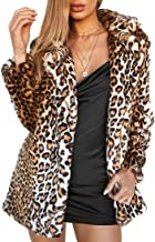 Best faux fur animal coat Reviews