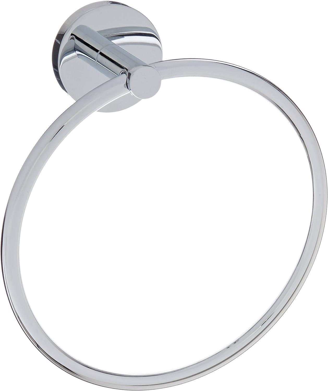 Ambassador Marine Aviani Allure Collection Towel Ring, Chrome