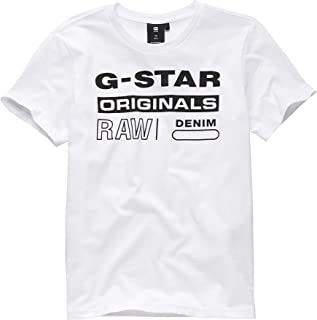 G-STAR RAW Sq10036tee Shirt Camiseta para Niños