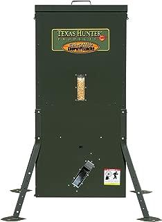 Texas Hunter Hide-A-Way Directional Wildlife Feeder - 300lb. Capacity - Model SF300