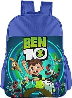 B-en 10 Kid Backpacks Fashion Student School Bookbag Travel Daypack Lunch Box Carry Bag For Boys Girls