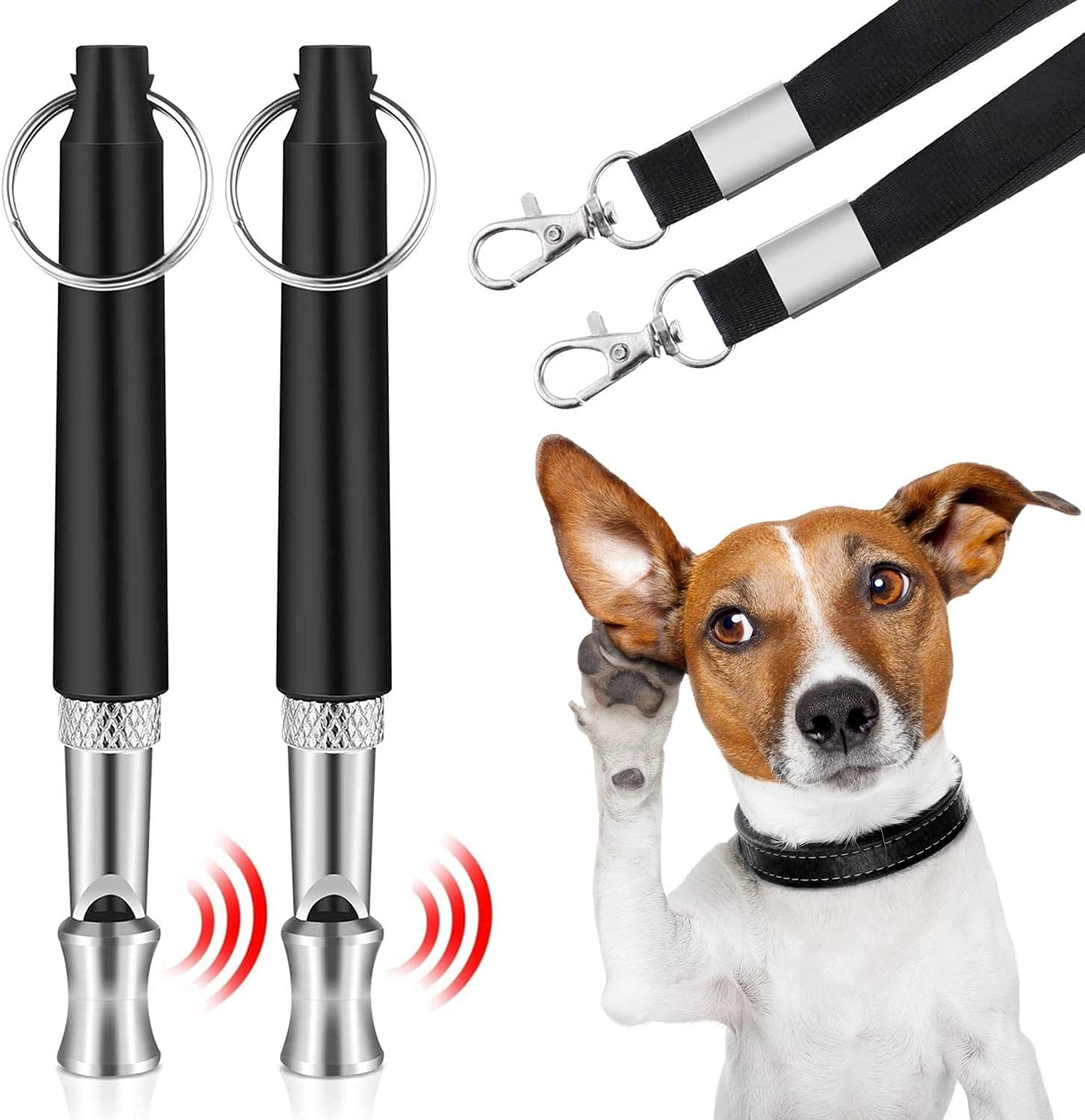 55% OFF Dog Whistle Branded goods Ultrasonic Whistles Barking Stop to