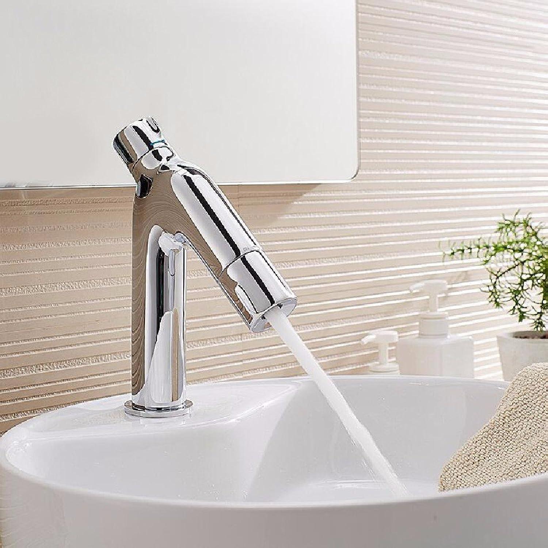 MMYNL TAPS MMYNL Waschtischarmatur Bad Mischbatterie Badarmatur Waschbecken Antike alle Kupfer Smart Thermostat Badezimmer Waschtischmischer
