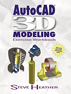 Best autocad 3d drawing exercises Reviews