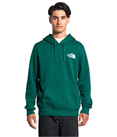 The North Face Box Nse Pullover Hoodie (Evergreen) Men