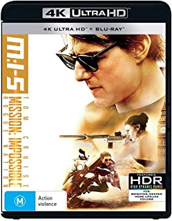 Mission: Impossible - Rogue Nation (4K Ultra HD + Blu-ray)