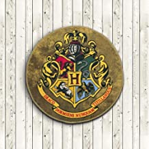 Quantum Mechanix Harry Potter Hogwarts Crest Doormat