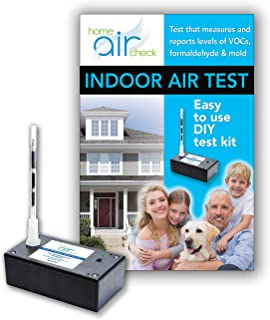 VOCs, Active Mold, & Formaldehyde Tests - Indoor Air Quality by Home Air Check