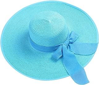 Women's Hamptons Floppy Straw Hat
