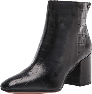 حذاء برقبة حتى الكاحل Tina2 للنساء من Franco Sarto أسود ، 10