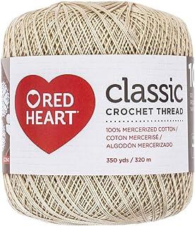 Coats Crochet Classic Crochet Thread, 10, Natural