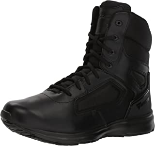 Bates Men's Raide 8 Hot Weather Side Zip Military and Tactical Boot