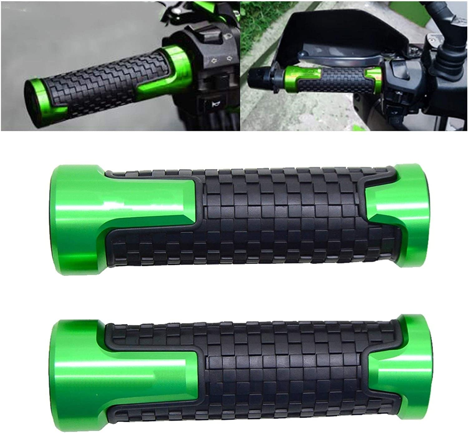 Motorcycle Grips Sacramento Mall For Mail order SUZUKI GSF 250 BANDIT 600 600S 1250 Mo 1200