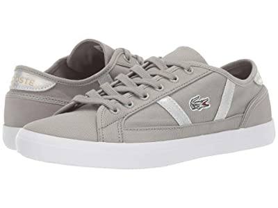 Lacoste Sideline 219 1 CFA (Light Grey/White) Women