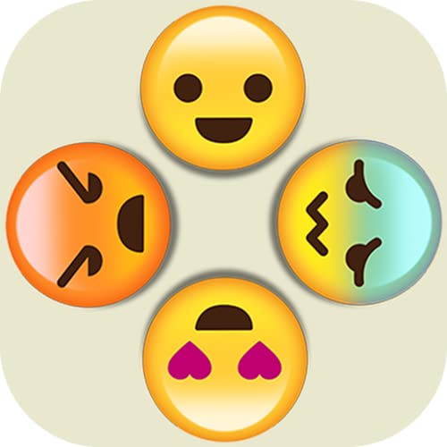 Emoji Circle Wheels : Cute Symbols And Emoticons Art Spinner Game