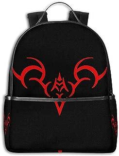 Fate\Stay-Night Backpack Fashion School Star Printed Bag