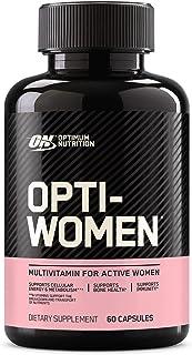 مكمل يومي للنساء متعدد الفيتامينات مع الحديد، 60 كبسولة