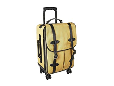 Filson Rolling 4-Wheel Check-In (Tan) Carry on Luggage