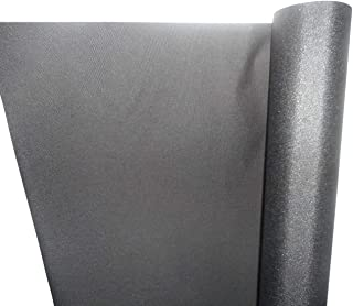 1050 Denier Coated Ballistic Nylon Fabric Black - by The Yard from Bags USA.