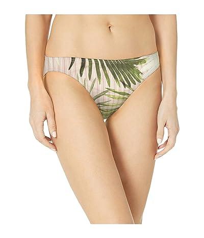 Vince Camuto Tropical Palm Classic Bikini Bottoms (Fern) Women