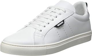 Antony Morato Sneaker Spike in Pelle, Scarpe con Lacci Uomo