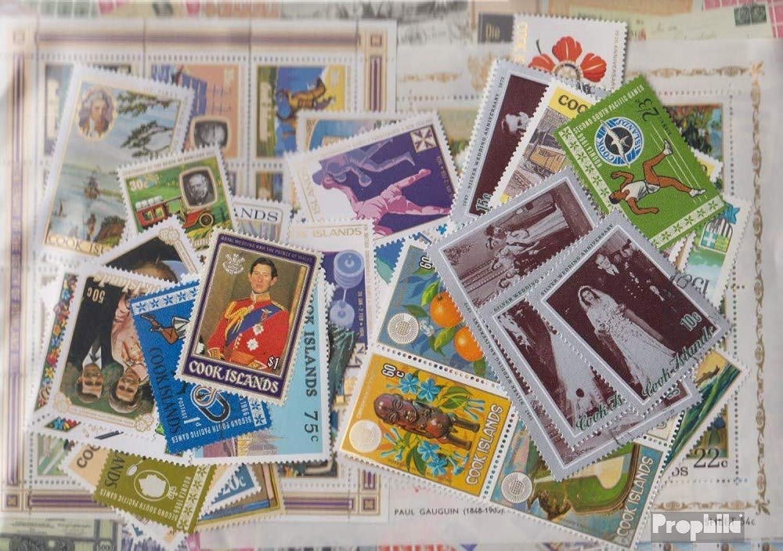 Prophila Collection Cookinseln 100 Diversi Francobolli (Francobolli per i Collezionisti)