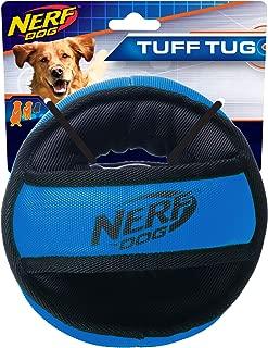 Nerf Dog 6.5in Trackshot X-Ring: Blue, Dog Toy