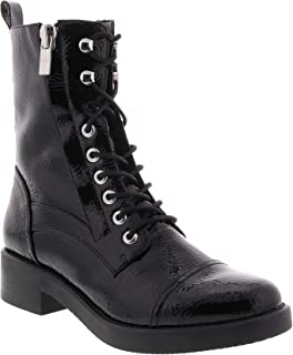 mark fisher combat boots