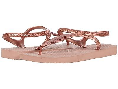 Havaianas Flash Urban Plus Sandal (Crocus Rose) Women