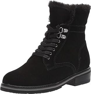 Blondo New Women's Vedette Waterproof Ankle Boot Black Suede 7.5
