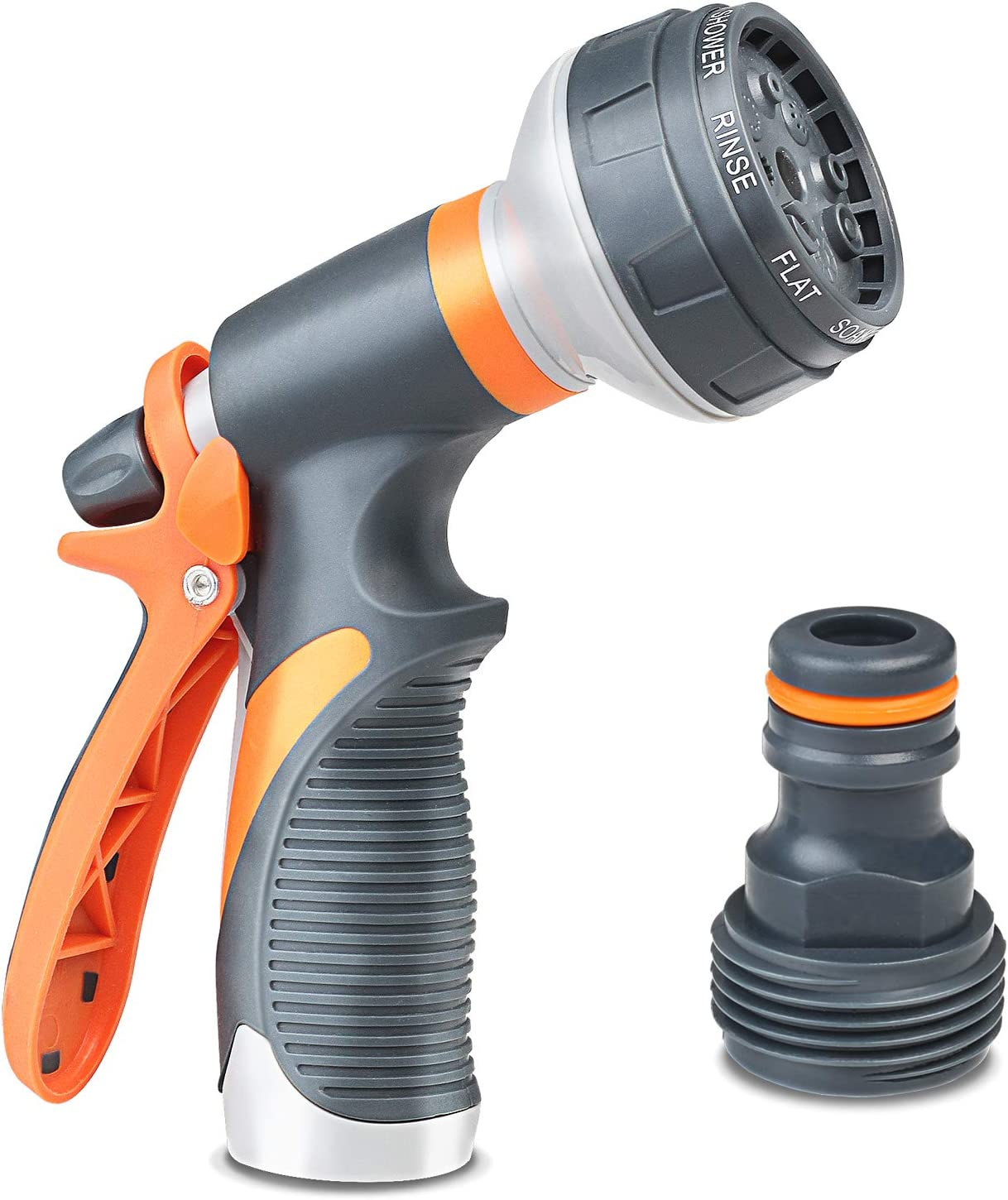 Nerghos Garden Hose Nozzle Heavy sold Tucson Mall out with Duty