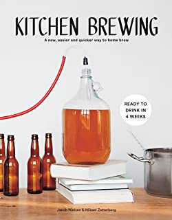 Kitchen Brewing: A new, easier and quicker way to home brew