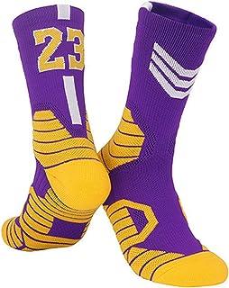 Jueshanzj, Calcetines de baloncesto para hombre