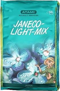 comprar comparacion Sustrato para el cultivo en Tierra de Atami Janeco Light Mix (50L)