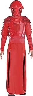 Costumes USA Star Wars 8: The Last Jedi Elite Praetorian Guard Costume for Adults, Standard Size, Includes Chest Armor