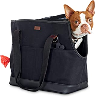 Best canvas dog tote Reviews