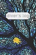 Diver's Log: Diving Log Book   5.25 x 8 SCUBA Dive Record   Logbook   Soft-Cover Sea Fan