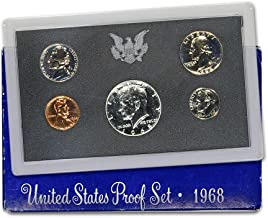 1968 S US Proof Set Superb Gem Uncirculated