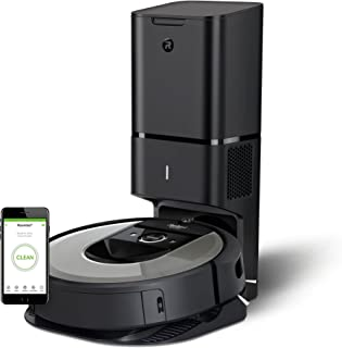 iRobot Roomba i7+ (755) Wi-Fi connected Robot Vacuum