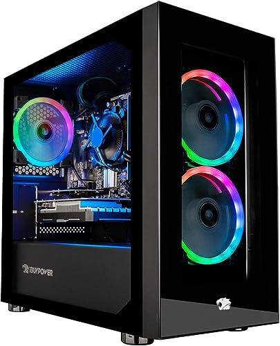 new arrival iBUYPOWER sale Pro Gaming PC Computer Desktop Element Mini 167A discount (AMD Ryzen 5 3600 3.6GHz, NVIDIA GeForce GT 730 2GB, 8GB DDR4 RAM, 240GB SSD, WiFi Ready, Windows 10 Home) sale