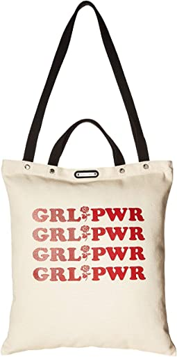 LG Tote - Girl Power