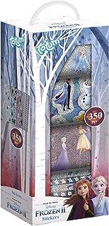 Totum Disney Frozen II Klisterruta Med Över 350 Laserklistermärken